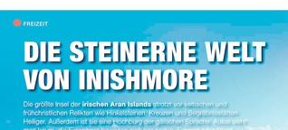 Die steinerne Welt von Inishmore
