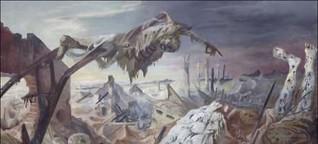 Jubiläumsausstellung - In diesem Krieg gibt es keinen Gott