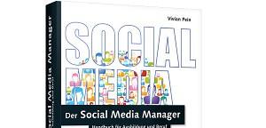 """Lesetipp! """"Der Social Media Manager"""" von Vivian Pein"""