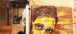 Die Künstler der Urban Art | zitty.de - Stadtmagazin Berlin