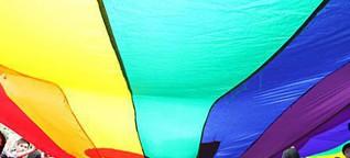 Keine Homo-Ehe in Taipeh - Asiens langer Weg zur rechtlichen | Eine Welt | Deutschlandfunk