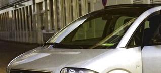 Audi A2: Zu viel Vorsprung