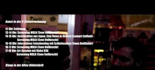 Kunst & Klang Eventankündigung