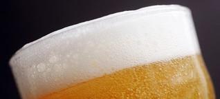 Neues Eichgesetz bringt neue Glasgrößen : Ein Schluck Bier bald im 0,15-Liter-Glas - heute-Nachrichten