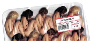 Die Ware Frau: Frauenhandel in Deutschland