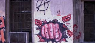 Street Art in Kairo: Die Wand gehört dem Widerstand - SPIEGEL ONLINE