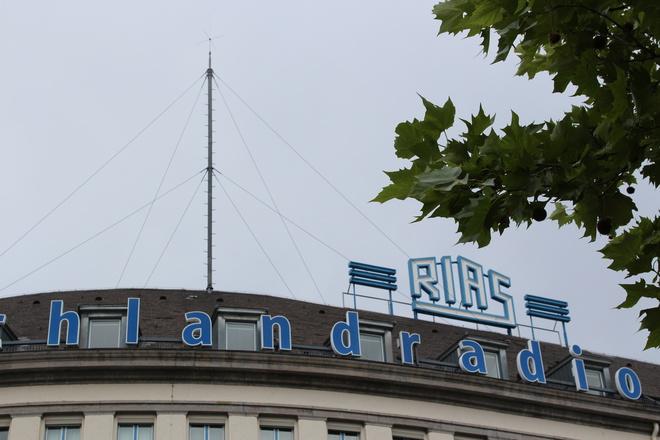 Die Geschichte des RIAS-Gebäudes (heute Deutschlandfunk Kultur)