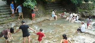 Taiwan: Badekultur als koloniales Erbe