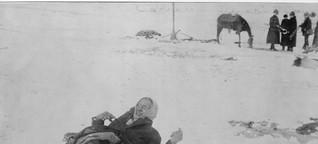 Verschwiegene Vergangenheit - das Massaker von Wounded Knee