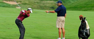 Rückenprobleme durch Golf: Ist der moderne Golfschwung schuld?