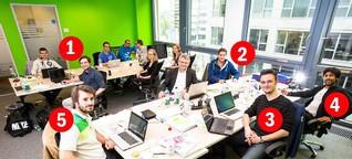Kölner Erfinder-Werstatt : Neue Hits für´s Internet: Hier geht´s App!