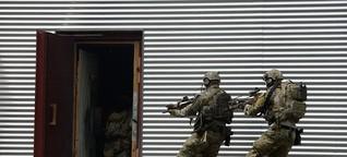 Militär - Keine Doku ohne Bundeswehr