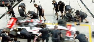 Wo schlägt das Herz der Formel 1?