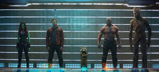 Guardians Of The Galaxy ist pures Gold