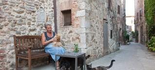 Den Tagen Leben geben: Sabine Csampais Altenprojekt in der Toskana | BR.de