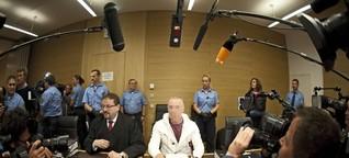 """Prozessauftakt gegen LKA-Beamten: Verabredung zum """"Schlachtfest"""""""