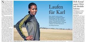 Laufen für Karl
