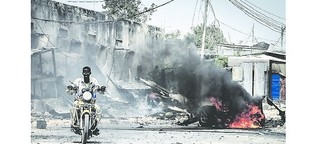 Zur Situation in Somalia