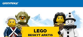 Greenpeace criticises Lego for cooperation with Shell - Besser Nord als nie!