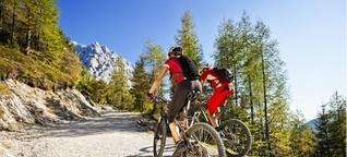 Mountainbike-Träume in Slowenien