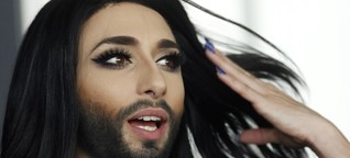 WSJ-Interview with Eurovision's Bearded Lady, Conchita Wurst