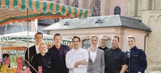 Mainzer Köche zeigen Teamgeist