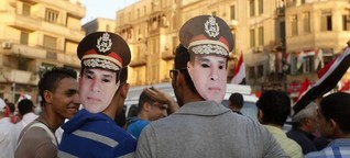 Der Protest in Kairo kennt mehr als zwei Seiten