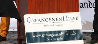 """Rechtsextreme """"Gefangenenhilfe"""" demonstriert in Brandenburg an der Havel"""
