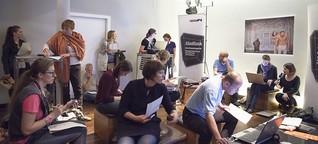 """Zündfunk Netzkongress 2014 - Offizielle Seite zum Kongress """" Programmieren für Nullcheckerbunnys"""