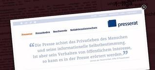 Digitalisierung – Presserat novelliert Pressekodex