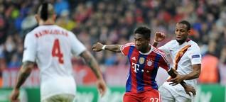 Innenbandverletzung von David Alaba stellt FC Bayern München vor große Probleme