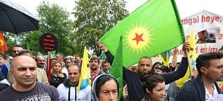 Kurdenvertreter Mehmet Tanriverdi über Gewalt in Hamburg und die Lage in Kobane
