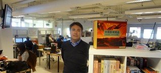 Politik-PR für Peking: Die China-Schönschreiber