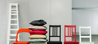 Heute darf auch Ikea neben Rokoko stehen