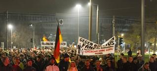 Bürger am rechten Rand