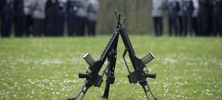 Waffenlieferungen - Deutschland braucht einen Expertenrat für Rüstung