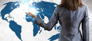 Frauen und Männer im Talanx Top-Management