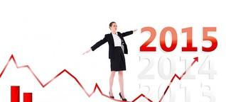 Was war 2014 in der finanzwelt wichtig?