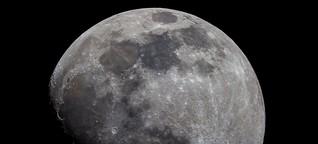 Wenn der Fingerabdruck die Eltern des Mondes verrät [1]