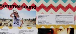 Der Sound des Sommers 2014 - FAZ  Hochschulanzeiger