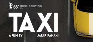 Taxi: Kino für die Meinungsfreiheit