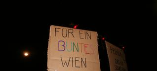 """""""Für ein buntes Wien"""""""