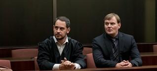 Erst der Mord, dann Richterspruch
