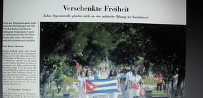 Dissidenten in Kuba: Verschenkte Freiheit
