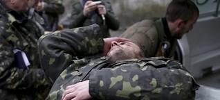 Ukraine - Das letzte Hemd für den Sieg