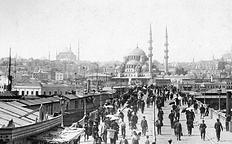 Edmondo De Amicis in Istanbul: Die alte Seele am Bosporus