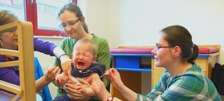 Infektion: Wenn Eltern die Masern-Impfung vergessen