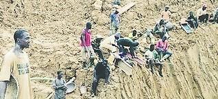 Aufstieg im Abgrund: Ghanas illegale Goldminen