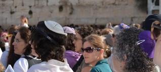 """""""Die Women of the Wall kämpfen für die Gleichheit der Frauen in Israel"""""""