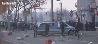 Ein Tag nach Blockupy